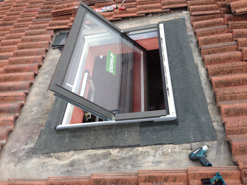finestre da tetto su misura velux fakro roto elimar srl